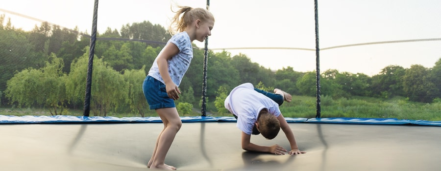 Best Trampolines for 2018