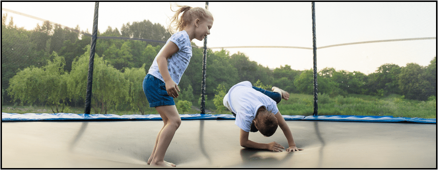 Best Trampolines for 2017
