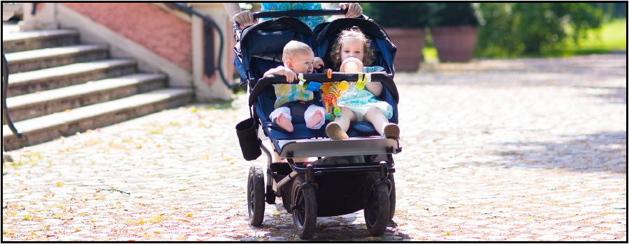 Best Double Stroller Reviews and Buyer's Guide