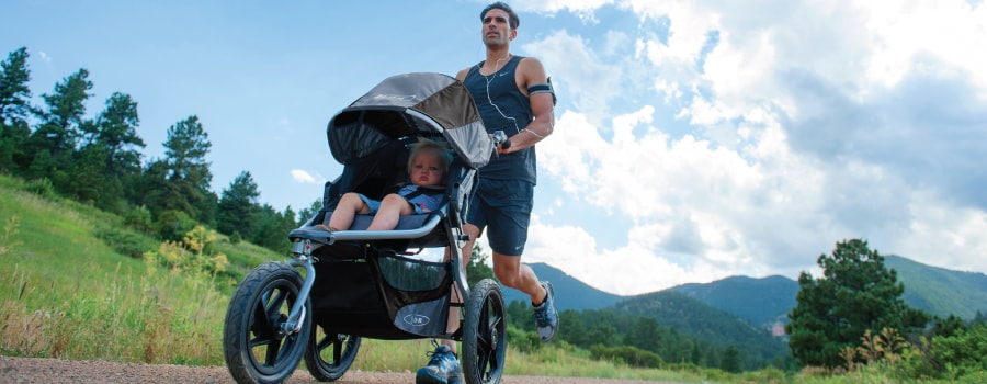 Best Jogging Strollers for 2018
