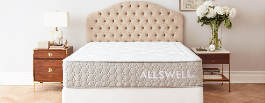 "Allswell ""The Firmer One"" Mattress Review"